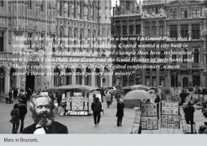 Spectres of Marx in City X مارکس و انگلس,معماری,شهر شبح مارکس در شهر ایکس spectres of marx in city X 1