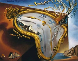 4-Soft-Watch-at-the-Moment-of-First-Explosion-Surrealism راههایی برای از نو نگریستن،سالوادور دالی راههایی برای از نو نگریستن 4 Soft Watch at the Moment of First Explosion Surrealism