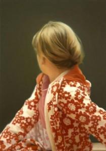 تصویر1.بتی، رنگ روغن روی بووم، 102*72، 1988