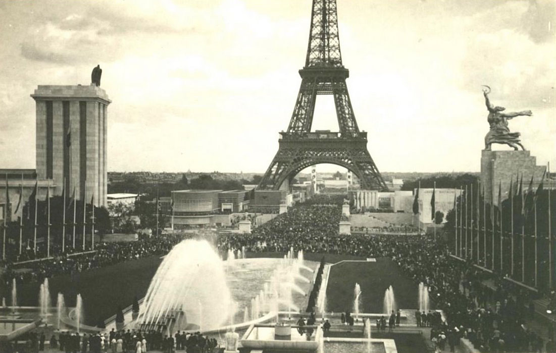 Art and Power 03. Paris Exposition of 1937