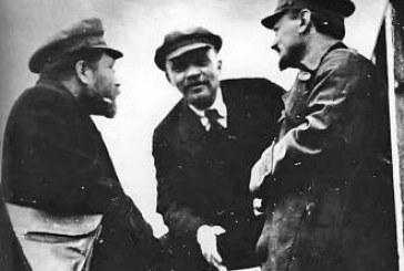 دیالکتیک و انقلاب:تروتسکی ، لنین و لوکاچ